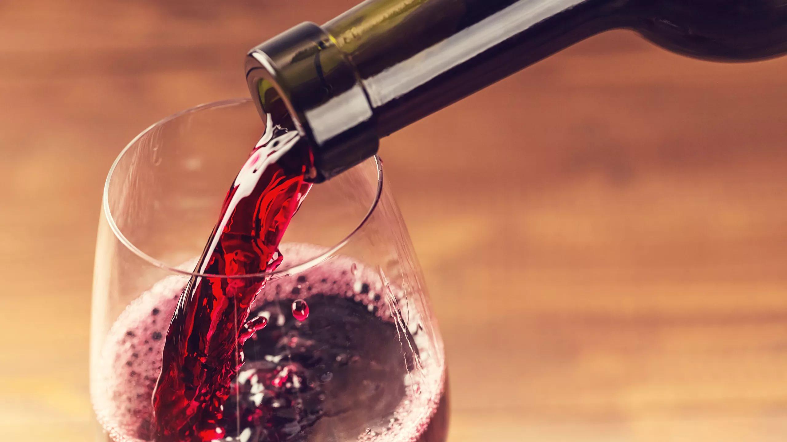 Wine Consumption Hong Kong China