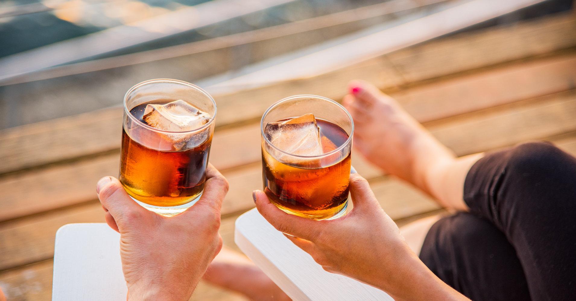 Exporting Rum to China