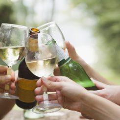 Alcohol Customers China